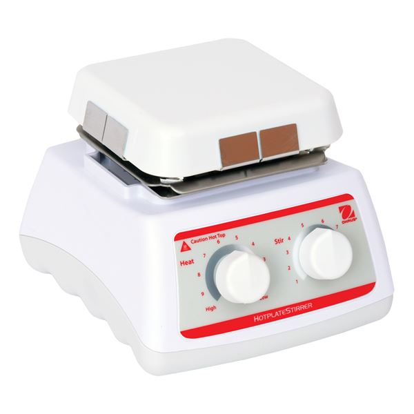 HSMNHS4CAL Mini Hotplate Stirrer from Ohaus