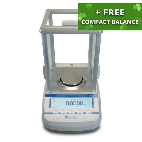 W3101A-120 Analytical Balance from Accuris