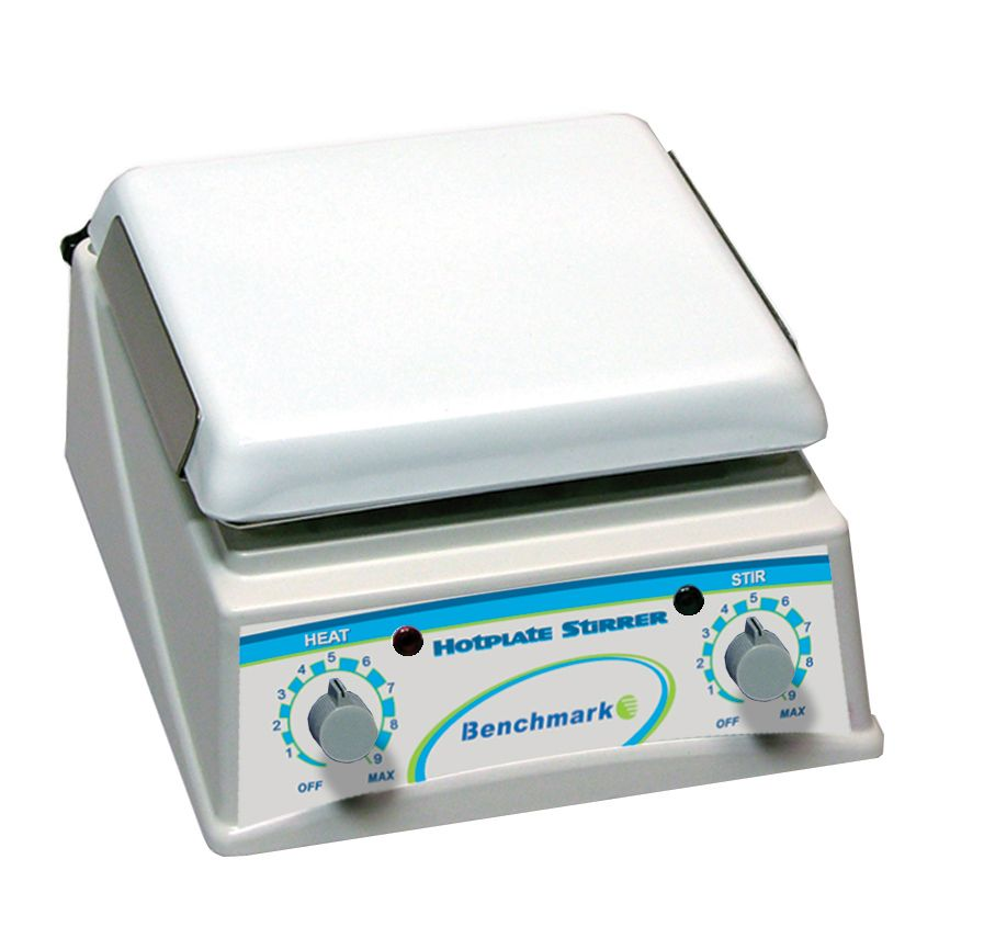 H4000-HS Analog Hotplate Stirrer from Benchmark Scientific