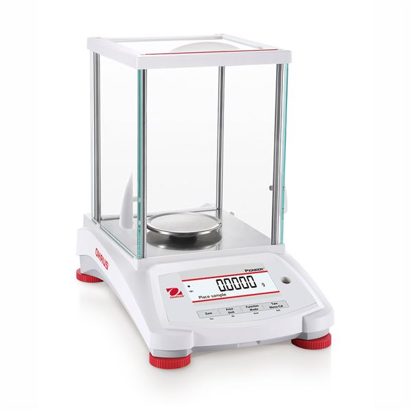 Pioneer PX124/E Analytical Balance from Ohaus